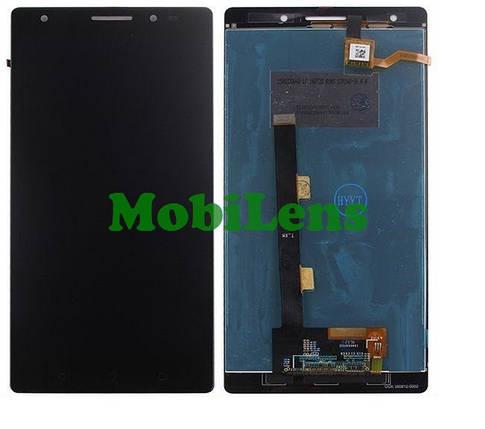 Lenovo PB2-690M, Phab 2 Pro Дисплей+тачскрин(модуль) черный, фото 2
