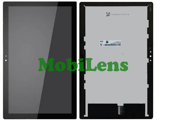 Lenovo Tab M10, TB-X605F Дисплей+тачскрин(модуль) черный, фото 2