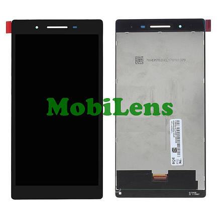 Lenovo 3-730, ширина:97mm, TB3-730X, ZA130192UA, TB-7304F, TB-7304i ZA310064UA, TV070WSM-TL1 Дисплейный модуль, фото 2