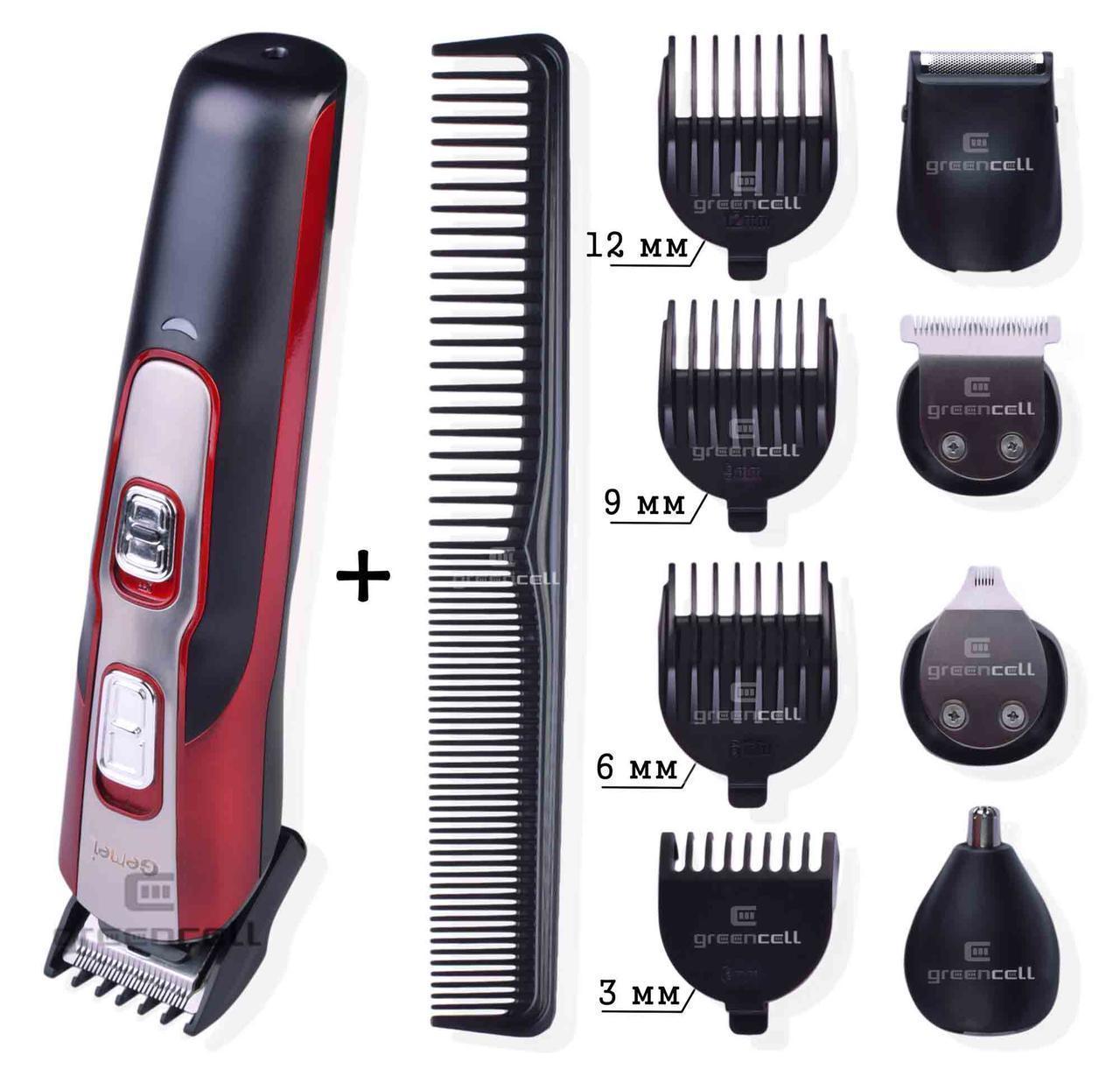 Машинка для стрижки волос ProGemei GM-555