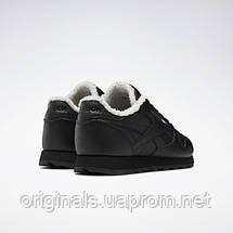 Утепленные женские кроссовки Reebok Classic Leather FU7775, фото 2