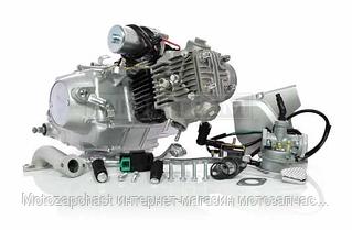 Двигатель Delta 110 52.4mm механика +карб, коммутатор, катушка Formula 6