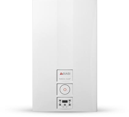Газовый конденсационный котёл Biasi Rinnova Cond X 35 кВт (одноконтурный)