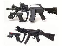 Приклад-крепление для пистолета Глок 17