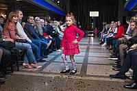 Детское платье для девочки AGATHA RUZ DE LA PRADA Испания 5220W Розовый