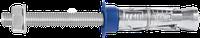 R-RBP-PF Анкер RAWLBOLT® с гайкой, шпилькой и манжетой