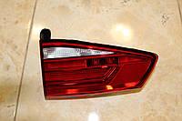 Фонарь крышки багажника правый LED для Volkswagen Passat B8, 2014-16, универсал