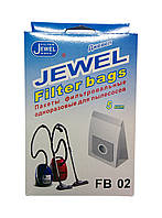 Мешок-пылесборник Jewel FB 02 (одноразовый, 5шт.), фото 1