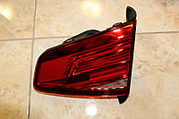 Фонарь крышки багажника правый LED для Volkswagen Passat B8, 2014-16, седан