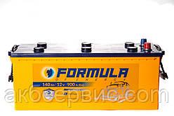 Аккумулятор автомобильный Formula 6CT-140 Аз Premium