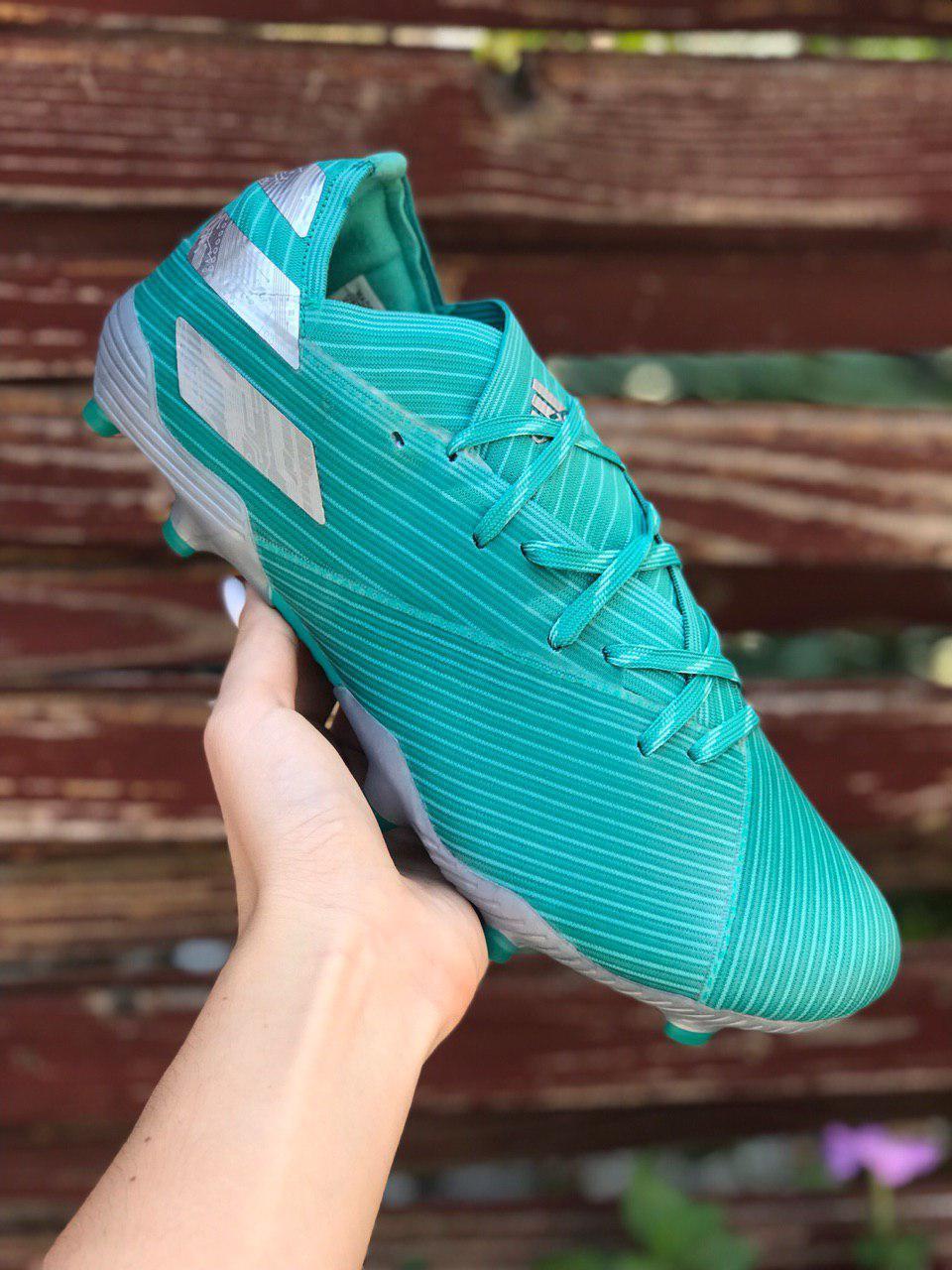 Бутсы Adidas Nemeziz 19.1 FG 4521