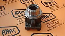 445/10703, 458/20814 Фланец КПП передний на JCB 3CX, 4CX, фото 2