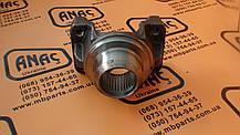 445/10703, 458/20814 Фланец КПП передний на JCB 3CX, 4CX, фото 3
