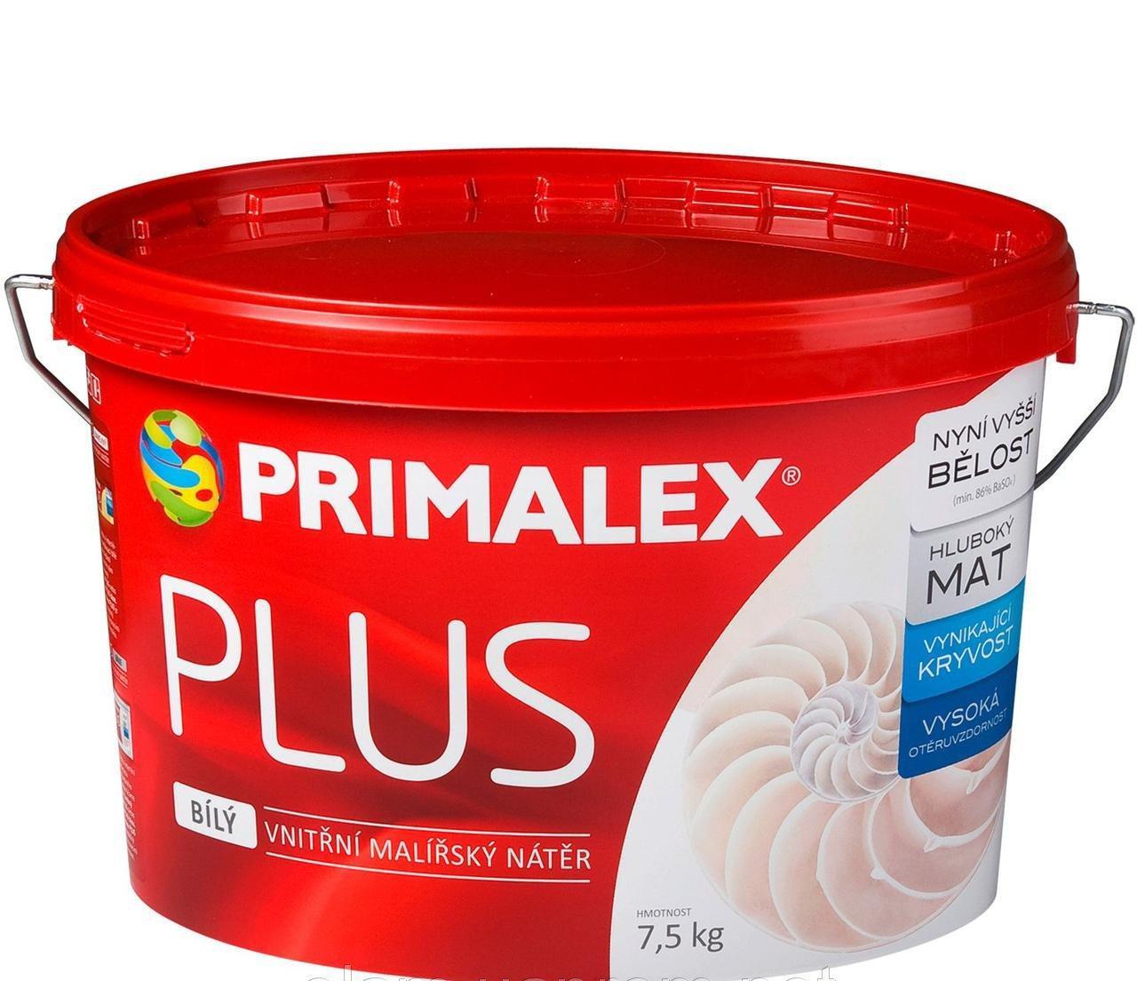 Фарба Primalex Plus 7,5 кг