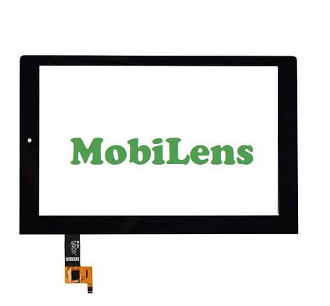 Lenovo Yoga Tablet 2, 1050, 2-1050L, MT:60069 Тачскрин (сенсор) черный, фото 2