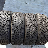 Б/у шини 205/60/16 Bridgestone Blizzak LM-32 2х6 mm 2x5mm протектор резина зимова