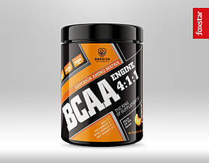 Sw_BCAA Engine 4:1:1 400g - peach ice tea