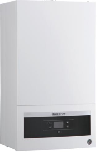 Газовый турбированный котёл Buderus Logamax U072-35K (2-х контурный)