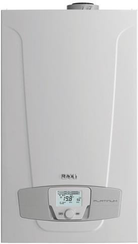 Газовый конденсационный котёл Baxi LUNA Platinum 24+ GA