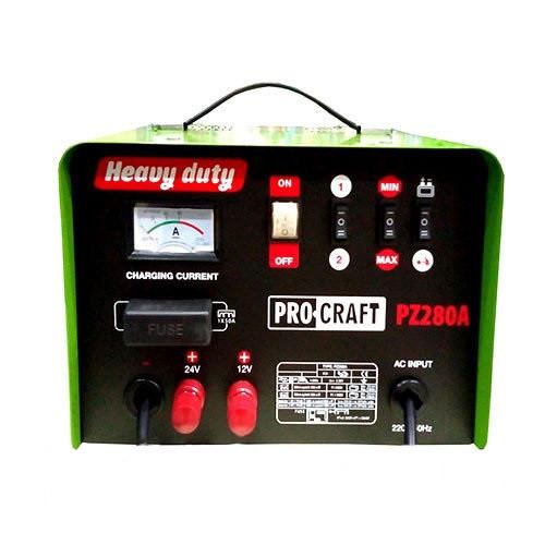 Пуско-зарядний пристрій Procraft PZ-280A