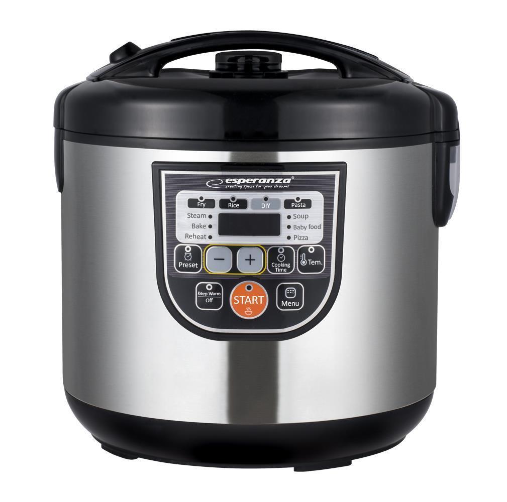 Мультиварка Esperanza EKG011 5L Cooking Mate