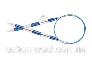 Кругові спиці 60см KnitPro SmartStix2.25