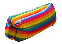 Надувной матрас Lamzac Air Sofa Rainbow