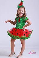 Карнавальный костюм Арбуз для девочки, фото 1