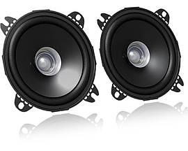 Коаксиальная автомобильная акустика JVC CS-J410X 10 см, колонки в авто 210Вт