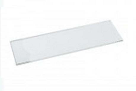 Стекло жаростойкое 350-100-4 мм на дверь печи GGF 4/А