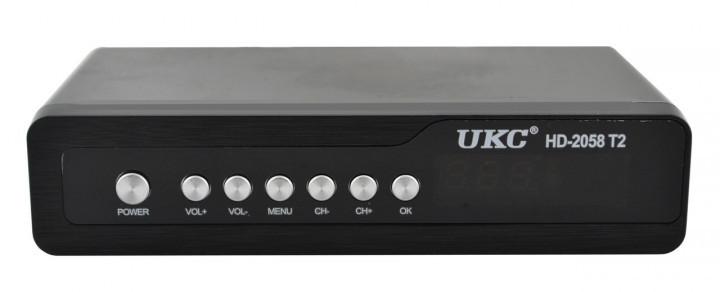 Цифровой ТВ-ресивер T2 HD-2058