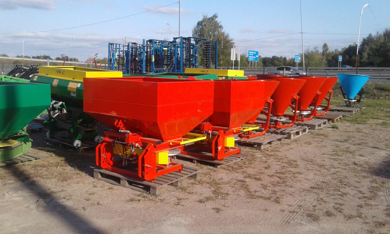 Разбрасыватель 1000 кг Jar Met Польша