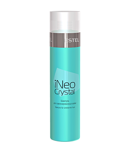 Шампунь для ламинированных волос iNEO-CRYSTAL