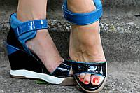 Стильные босоножки сникерсы в наличии копия бренда Isabel Marant  41 размер