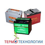 Аккумуляторы свинцово-кислотные, карбоновые