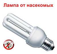 Ультрафиолетовая инсектицидная лампа к уничтожителю насекомых 3U 20W/BL