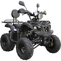 Квадроцикл Spark SP125-5  Черный Бесплатная доставка