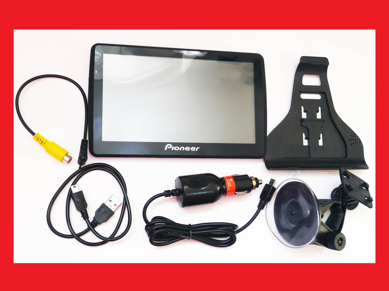 7'' Планшет Pioneer G701 - GPS+ 4Ядра+ 8Gb+ Android