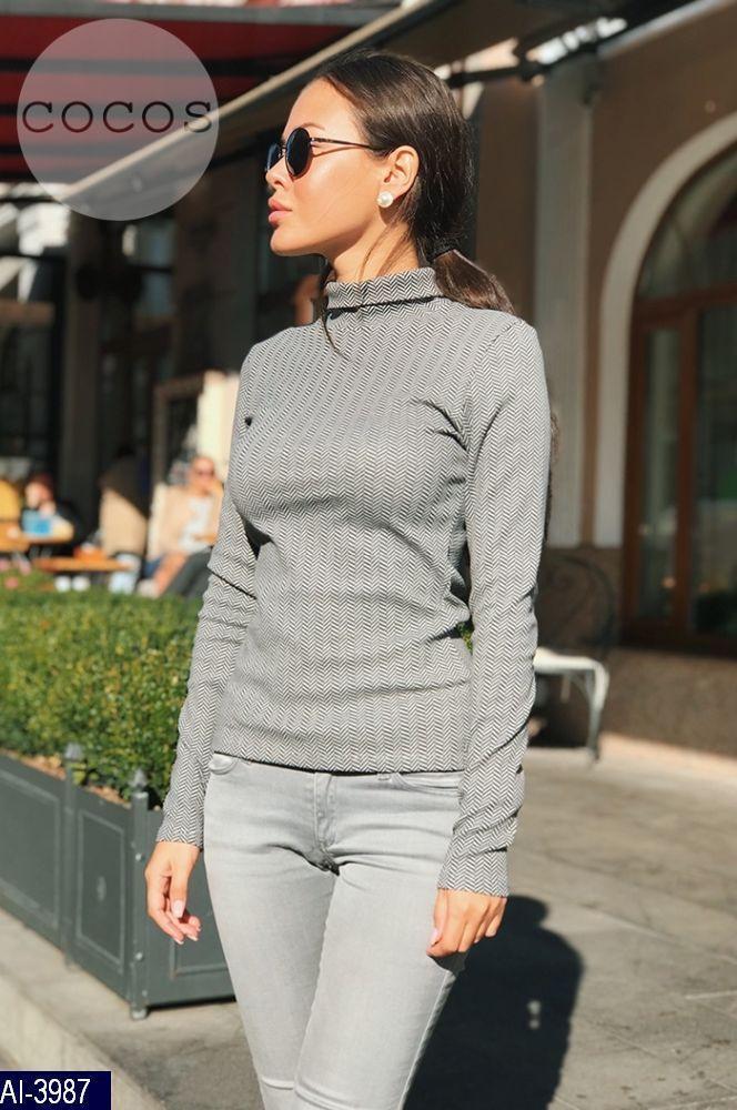 Женский гольф с начесом свитшот батник кофта размеры 42-46 есть цвета