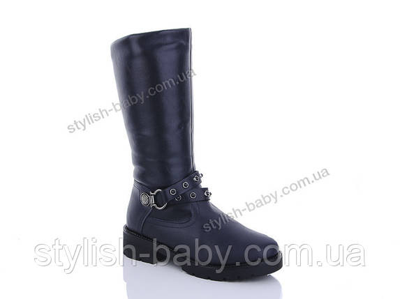Новая зимняя коллекция 2019. Детская зимняя обувь бренда Kellaifeng - Bessky для девочек (рр. с 32 по 37), фото 2