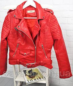Женская куртка- косуха. БР-1-0919