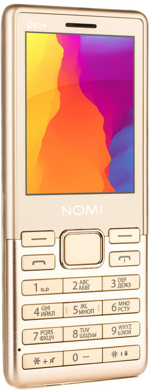 Мобільний телефон Nomi i241+ Гарантія 12 місяців