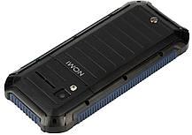 Мобільний телефон Nomi i245 X-treme Black-Blue Гарантія 12 місяців, фото 3