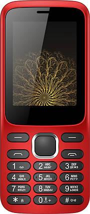 Мобільний телефон Nomi i248 Red Гарантія 12 місяців, фото 2