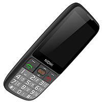 Мобільний телефон Nomi i281+ Black Гарантія 12 місяців, фото 3