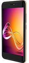 Смартфон Nomi i5014 EVO M4 Black-Gold Гарантія 12 місяців, фото 2