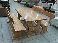 Деревянная мебель из лиственницы