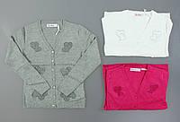 Кардиган для девочек Nice Wear, 4-12 лет. Артикул: GF840 {есть:4 года}