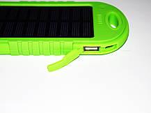 Солнечное зарядное устройство Power Bank 20000 mAh, фото 3