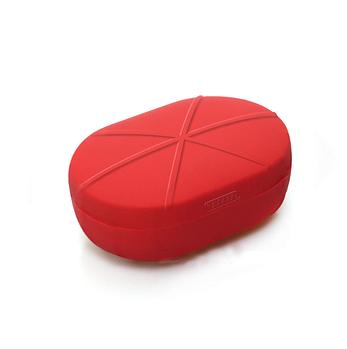 Силиконовый чехол для Xiaomi Redmi AirDots Wireless Bluetooth Headset Red (Красный)